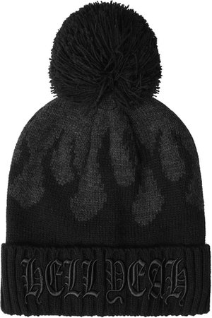 Black Souls Bobble Hat - Shop Now | KILLSTAR.com | KILLSTAR - US Store