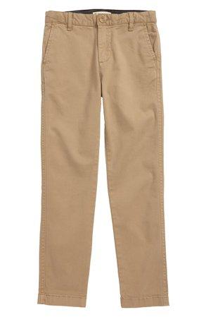 Tucker + Tate Kids' Slim Straight Chino Pants (Toddler, Little Boy & Big Boy) | Nordstrom