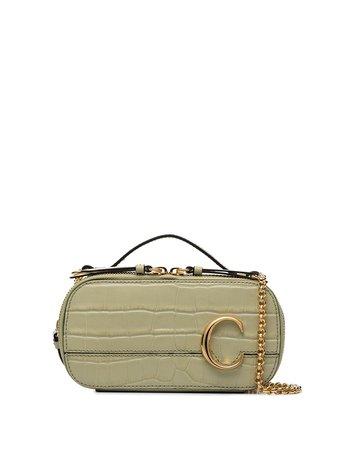 Chloé Mini C Vanity Shoulder Bag - Farfetch