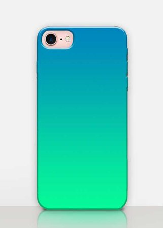 blue ombre phone case - Google Search