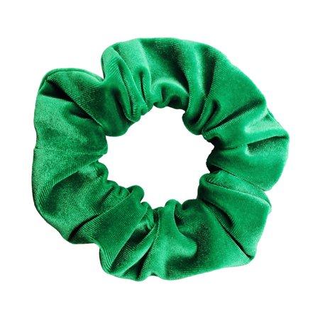 green scrunchie - Google Search