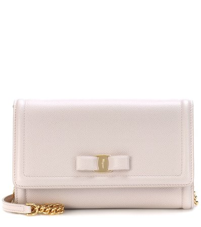 Vara Mini leather shoulder bag