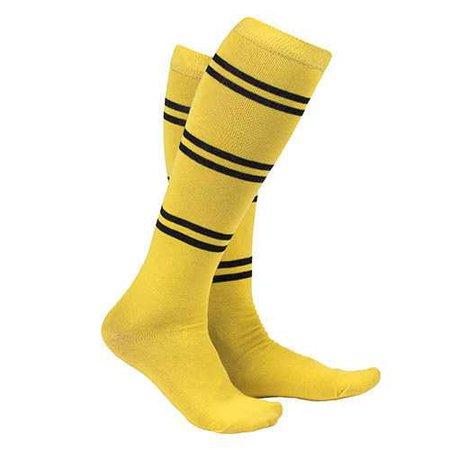 hufflepuff hogwarts socks