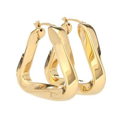 Large Hoop Earrings   Bottega Veneta - Mytheresa