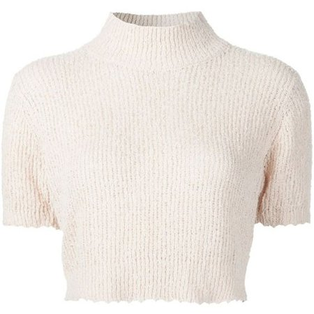 Rachel Comey ribbed cropped top