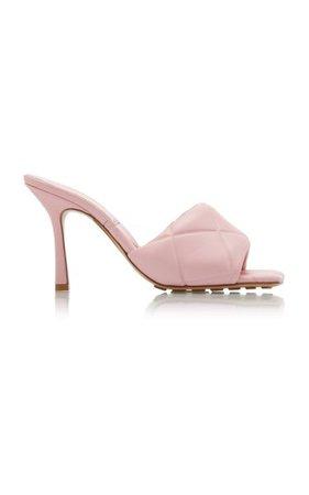 The Padded Lido Sandals By Bottega Veneta | Moda Operandi