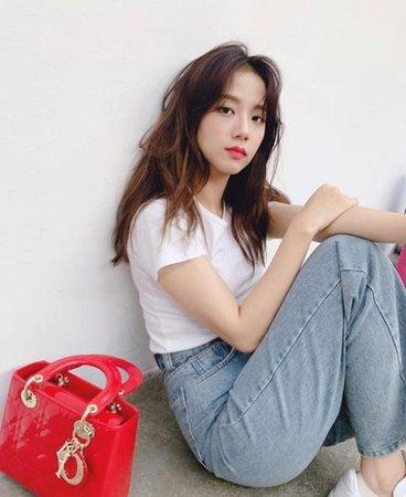 SVT Mina Face Claim for Instagram