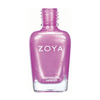 """Pink Shimmer Nail Polish (Zoya) """"Rory"""""""