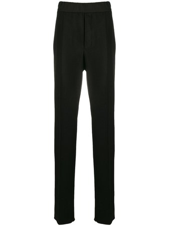 TOM FORD tailored cotton trousers - FARFETCH