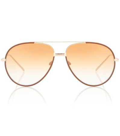 817 C8 aviator sunglasses