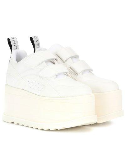 Eclypse platform sneakers