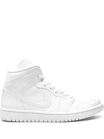 Shop Jordan Air Jordan 1 Mid sneakers with Express Delivery - FARFETCH