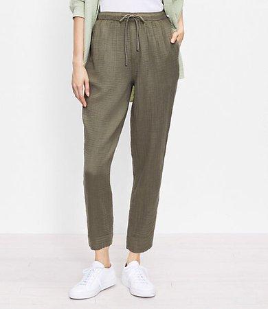 Lou & Grey Triple Cloth Pants