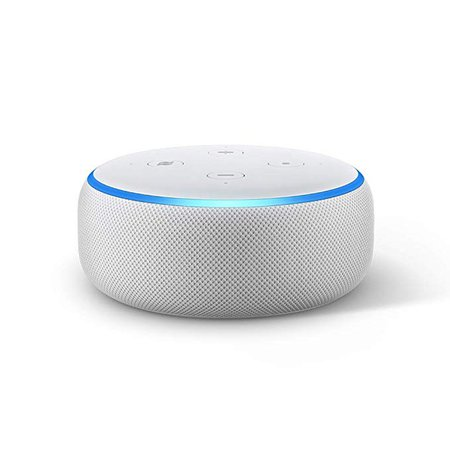 Amazon.com: Echo Dot (3rd Gen) - Smart speaker with Alexa - Sandstone: Amazon Devices