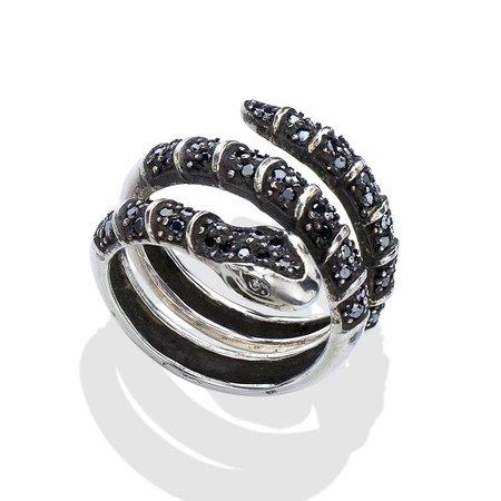 Black Diamond Snake