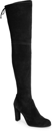 Highland Over The Knee Boot
