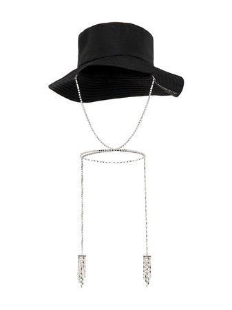 FENTY Black Tie Bucket Hat - Farfetch