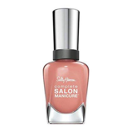 Sally Hansen Complete Salon Manicure, Peach Of Cake
