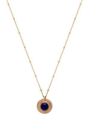 Heirloom Coin Necklace