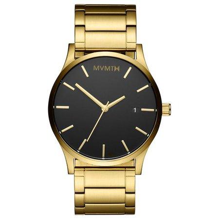 Black Gold Watch | Men's - 45mm | Classic Series | MVMT