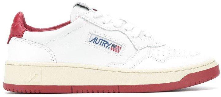 Autry Side Logo Sneakers