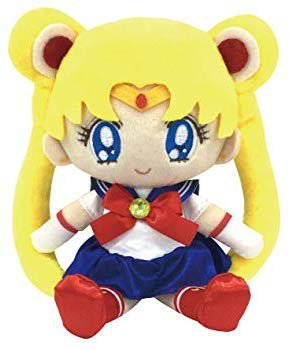 Amazon.com: Pretty Soldier Sailor Moon Sailor Moon Prism Stuffed Toy: Toys & Games