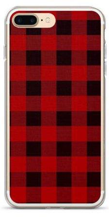 plaid iPhone