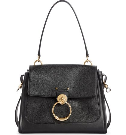 Chloé Small Tess Leather Crossbody Bag | Nordstrom