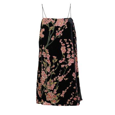 Lush Velvet Floral Shift Dress   Muse Boutique Outlet – Muse Outlet