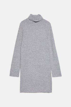 Soft Feel Dress | Zara