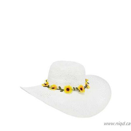 Best Women's White Hat Hat S & Fascinators Sunflower Floppy Beach Hats Floozie By Frost