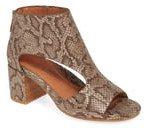 Charlene Peep Toe Sandal