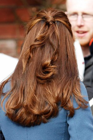 Kate Middleton's 37 Best Hair Looks - Our Favorite Princess Kate Hairstyles