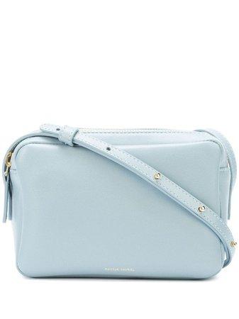 Mansur Gavriel сумка через плечо с двойной молнией - Купить в Интернет Магазине в Москве | Цены, Фото.