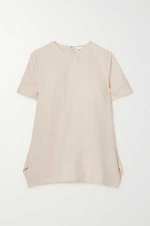 Crepe Top - Cream