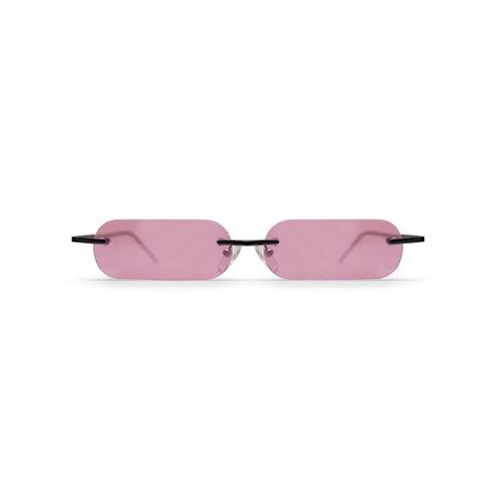 """AnOther Loves on Instagram: """"Shades of the day 💓 by @francoisrusso.official by @blyszakofficial #anotherloves #love #sunglasses #pink #collab"""""""