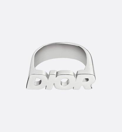 """Dior"" Ring aus Silber - Accessoires - Herrenmode | DIOR"