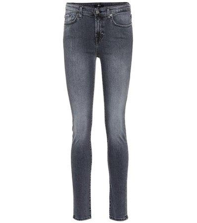 Pyper high-rise skinny jeans