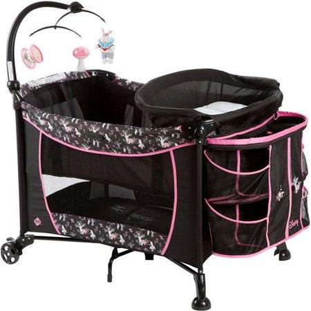 Baby Girl Crib