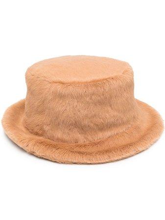 Ruslan Baginskiy narrow-brim Top Hat - Farfetch