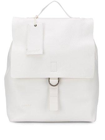 Marsèll Logo Embossed Backpack Aw20   Farfetch.Com