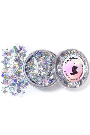 Face Glitter in Silver Unicorn from Little Black Diamond   When I