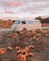 road trip aesthetic vw van - Google Search