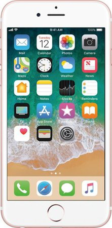 Apple Pre-Owned iPhone 6s 4G LTE with 16GB Memory Cell Phone (Unlocked) Rose Gold 6S 16GB ROSE GOLD-RB - Best Buy