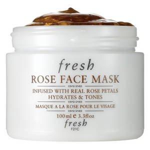 Rose Face Mask - Żelowa maska nawadniająca z różą • FRESH ≡ SEPHORA