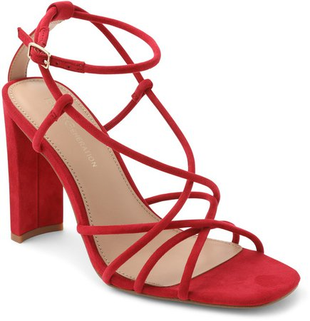 Wanni Ankle Strap Sandal