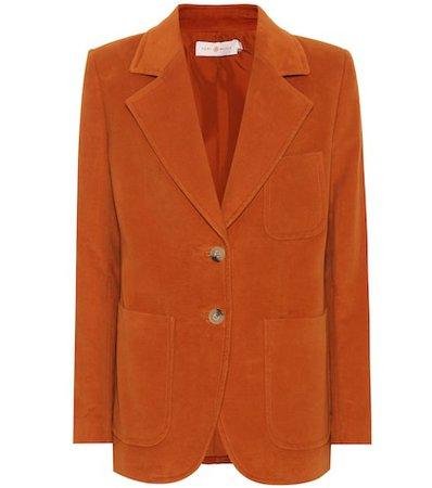Khloe cotton blazer