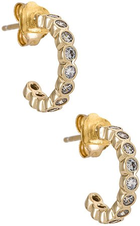 Brielle Gold Plating Earring