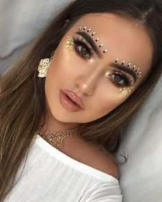 Pinterest - coachella makeup