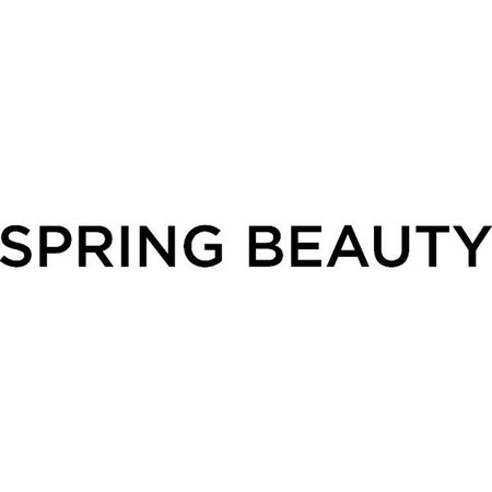 spring beauty text - Google Search